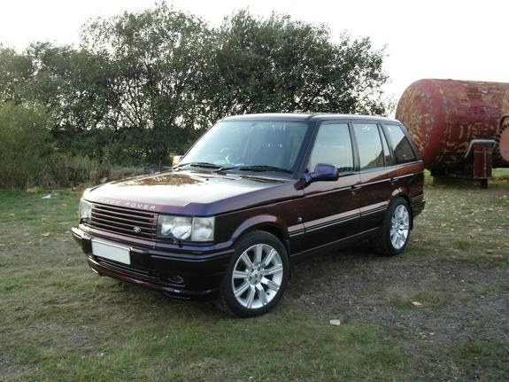 2000 rangerover 2000 land rover range rover specs photos modification info at cardomain. Black Bedroom Furniture Sets. Home Design Ideas