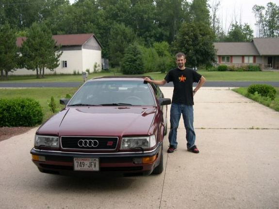 Another audipimpin4life 1990 Audi V8 post... - 8888912