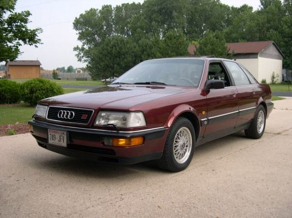Another audipimpin4life 1990 Audi V8 post... - 8888913