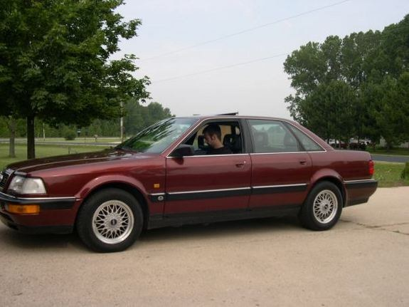 Another audipimpin4life 1990 Audi V8 post... - 8888914