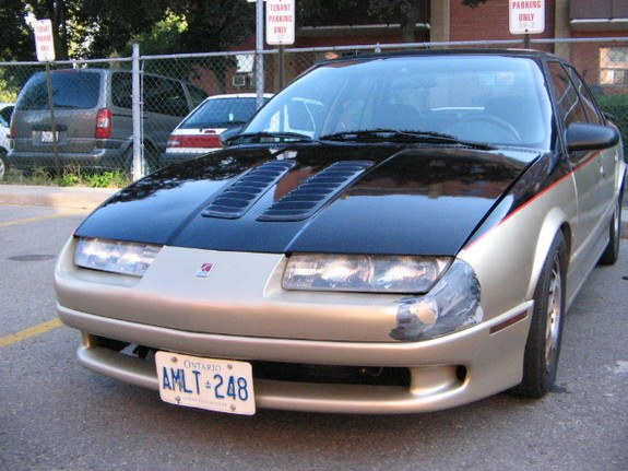 Another coppertop_01 1995 Saturn S-Series post... - 8891125
