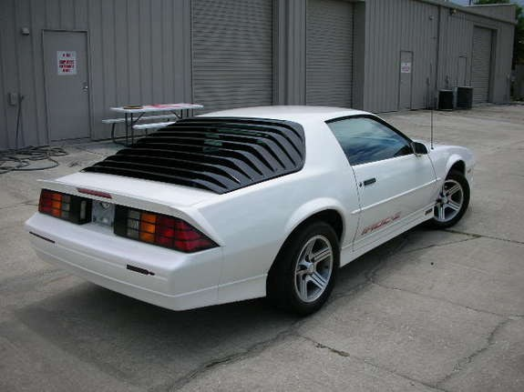 Another Rickster02 1989 Chevrolet Camaro post... - 8893221