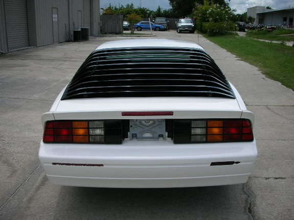 Another Rickster02 1989 Chevrolet Camaro post... - 8893222
