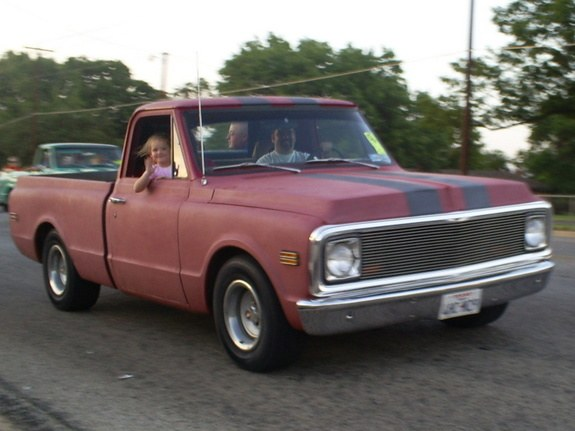 2004VHO's 1969 Chevrolet C/K Pick-Up