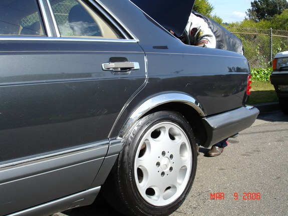 Another bomboclot 1991 Mercedes-Benz S-Class post... - 8896999