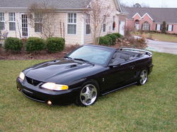 jamiehjrs 1997 Ford Mustang