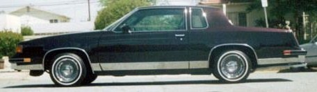 21076's 1987 Oldsmobile Cutlass Supreme