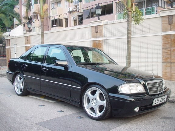 Djtommy 1996 mercedes benz c class specs photos for 1996 mercedes benz c class