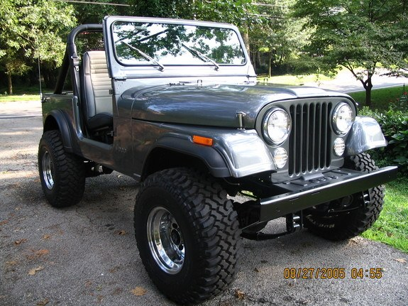 ngaoffroad 1984 Jeep CJ7 8900488