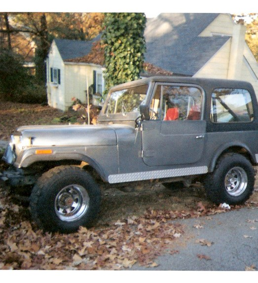 ngaoffroad 1984 Jeep CJ7 8900489