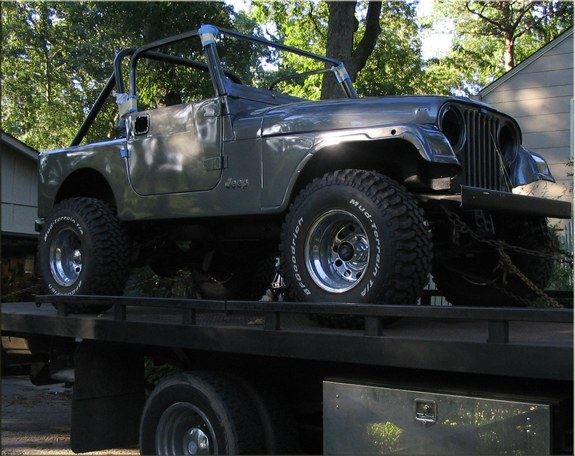 ngaoffroad 1984 Jeep CJ7 8900502
