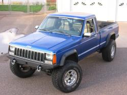 BudsRide 1988 Jeep Comanche Regular Cab