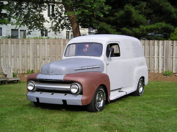 Shelby F150 For Sale >> SJCharney 1951 Ford F150 Regular Cab Specs, Photos ...