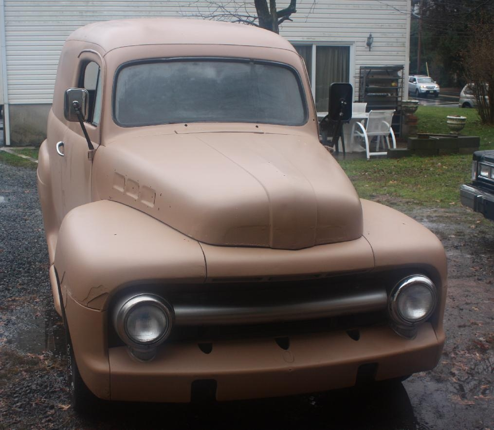 SJCharney 1951 Ford F150 Regular Cab Specs, Photos