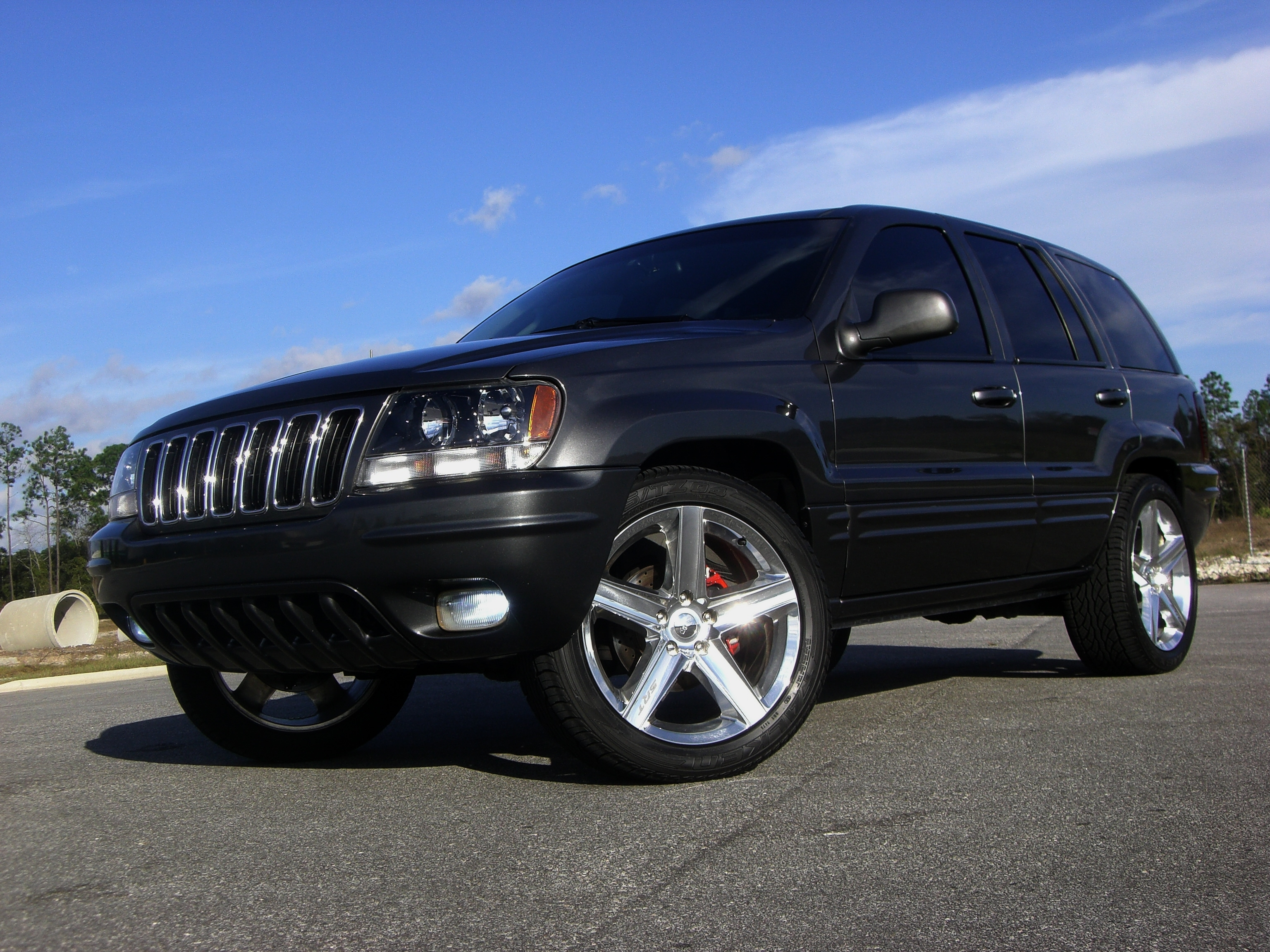dreamer1213 2002 jeep grand cherokee specs photos modification info at cardomain cardomain