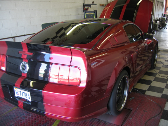 Another mattblasi 2007 Ford Mustang post... - 8906243