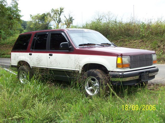 Another DeAgelo 1991 Ford Explorer post... - 8909245