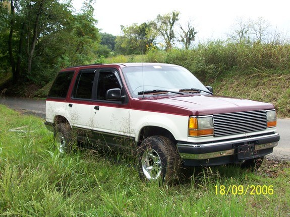 Another DeAgelo 1991 Ford Explorer post... - 8909246