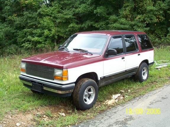 Another DeAgelo 1991 Ford Explorer post... - 8909247