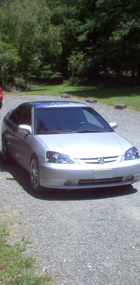 Hondoo 2002 Honda Civic 8905229