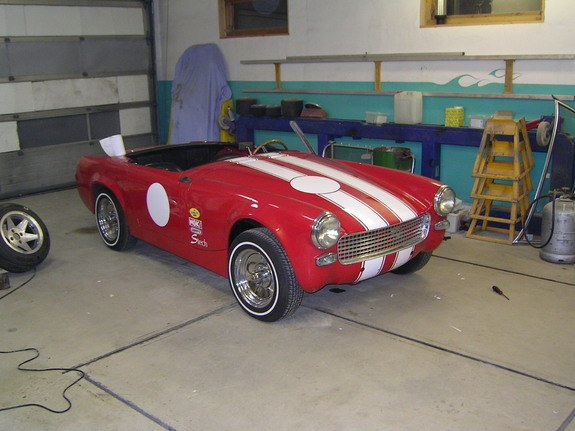 Another mbsmil 1964 Austin-Healey Sprite post... - 8905870