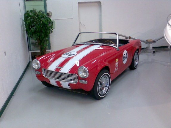 Another mbsmil 1964 Austin-Healey Sprite post... - 8905871