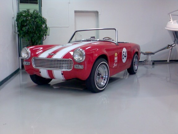 Another mbsmil 1964 Austin-Healey Sprite post... - 8905872