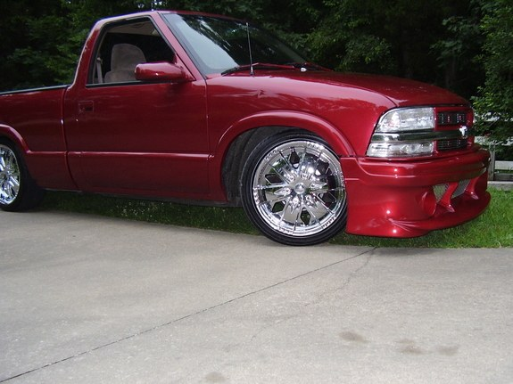 lownslow07 1998 chevrolet s10 regular cab specs photos modification info at cardomain. Black Bedroom Furniture Sets. Home Design Ideas