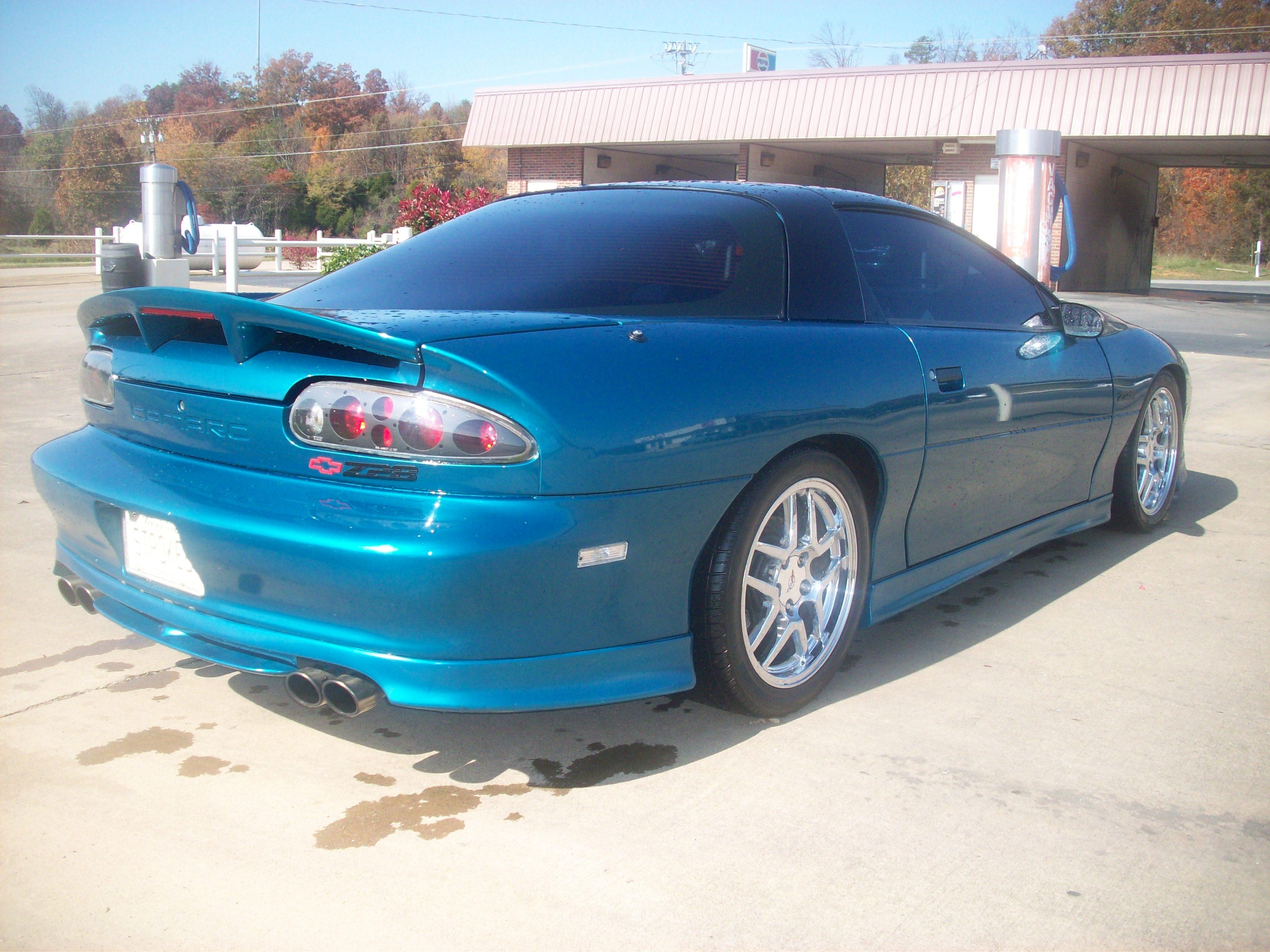 Another nicholas3 1995 Chevrolet Camaro post... - 8922874