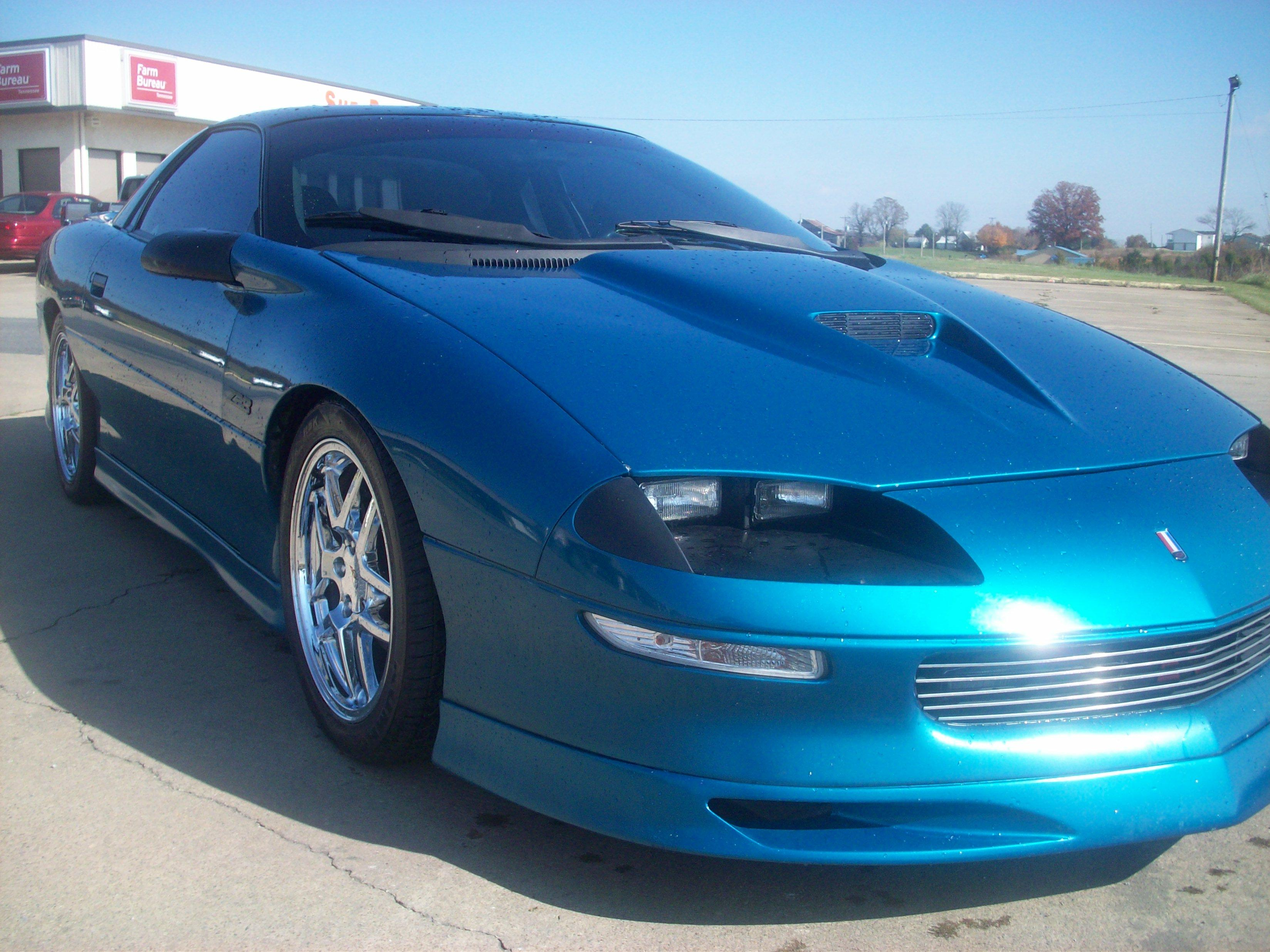 Another nicholas3 1995 Chevrolet Camaro post... - 8922887