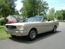 BeachPony 1966 Ford Mustang