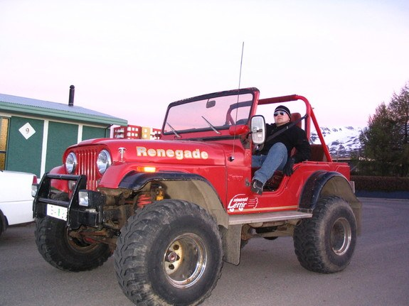 Gnockham's 1974 Jeep CJ5