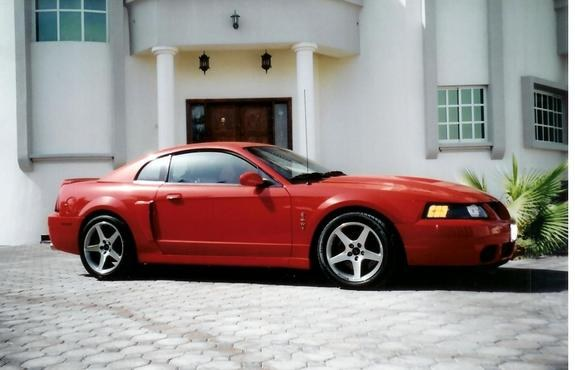 Emarati's 2004 Ford Mustang