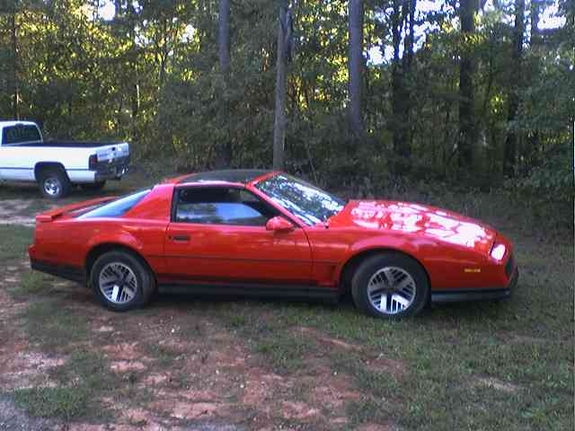 firebird84305 1984 pontiac trans am specs photos modification info at cardomain cardomain