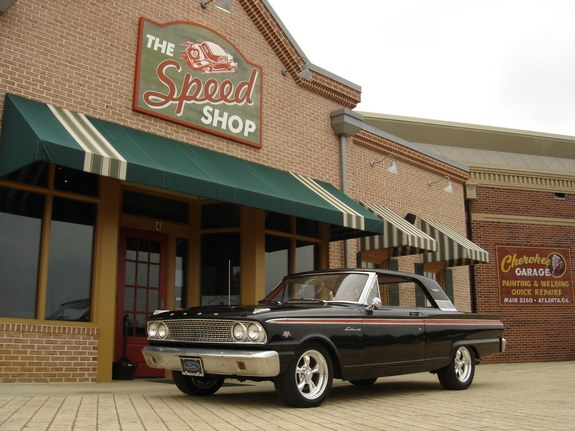 JReece's 1963 Ford Fairlane