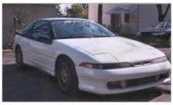 SpeedyZracer 1990 Eagle Talon 8990029