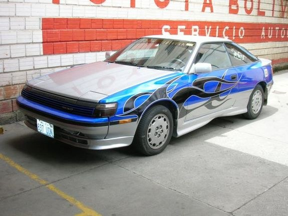 chechovr's 1989 Toyota Celica
