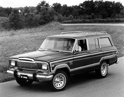 Another 1WY2BUS 1987 Jeep Grand Wagoneer post... - 8918163