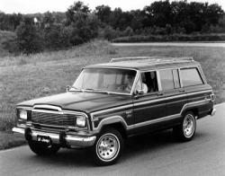 1WY2BUS 1987 Jeep Grand Wagoneer