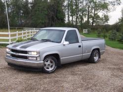 Chev-Shortboxs 1989 Chevrolet C/K Pick-Up