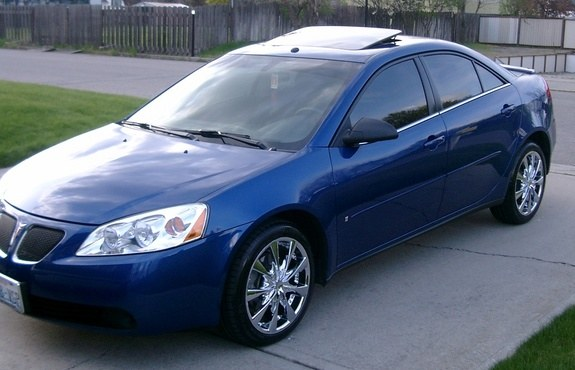 Cute G6er 2006 Pontiac G6 Specs Photos Modification Info