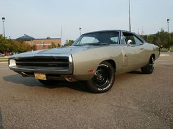 Spikeshotrod 1970 Dodge Charger