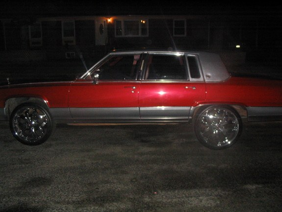 Another southva 1991 Cadillac Fleetwood post... - 8916049