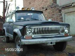 niuga2000 1969 Jeep Gladiator
