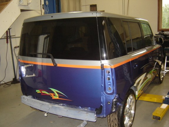 Another shiney536 2005 Scion xB post... - 8916371