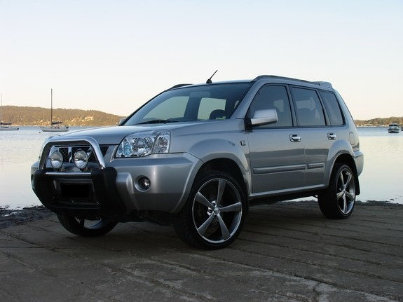 phat4s 2005 nissan x trail specs photos modification. Black Bedroom Furniture Sets. Home Design Ideas