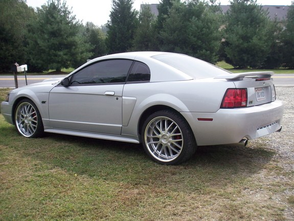 DDextreme 2002 Ford Mustang Specs, Photos, Modification ...
