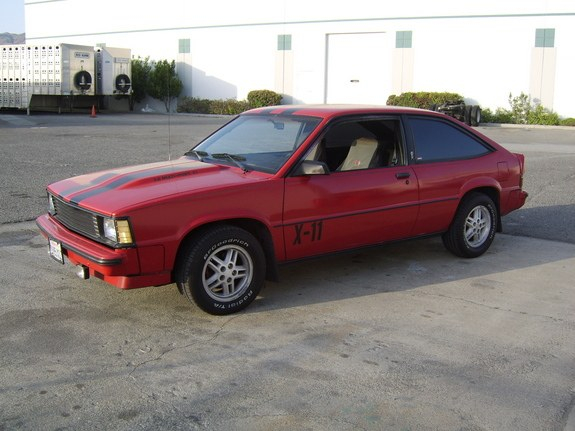 VictimX 1985 Chevrolet Citation 8919099