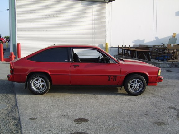VictimX 1985 Chevrolet Citation 8919100