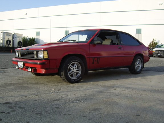 VictimX 1985 Chevrolet Citation 8919101